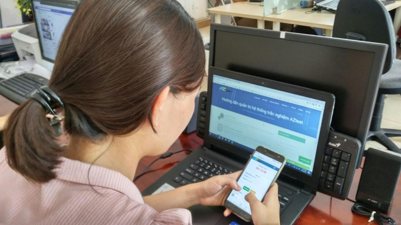 5 bước để thi trắc nghiệm online hiệu quả