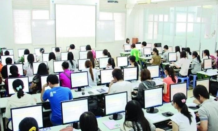 Cách tạo đề thi khảo sát trình độ ngoại ngữ trong nhân viên