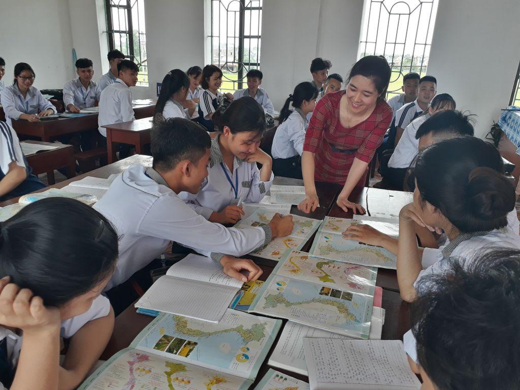 Giáo viên bày cách thoát khỏi mê trận môn Địa lý để có điểm cao